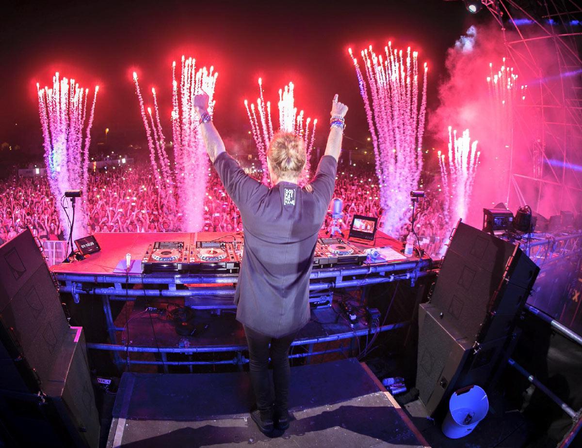 Breena Fireworks - Eventi - Concerti